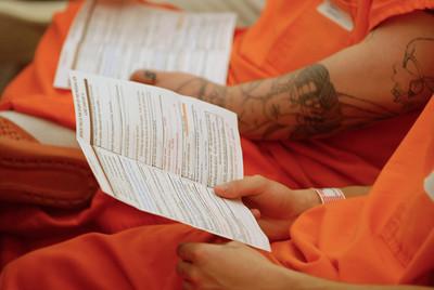 Larimer County Detention Center  025