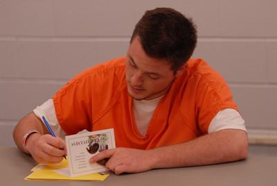 Larimer County Detention Center  038