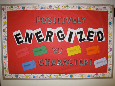 Character Bulletin Boards