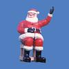 Santa, 5'H  #8053