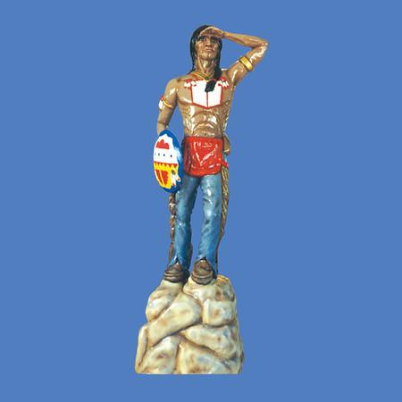 Native American, 8'H  #8018