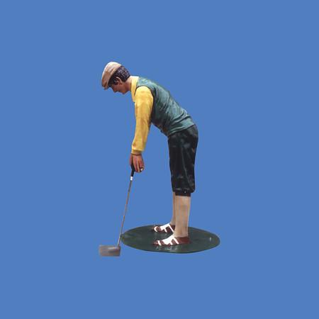Golfer, 6'H  #8015
