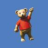 Bear, 4'H  #7231