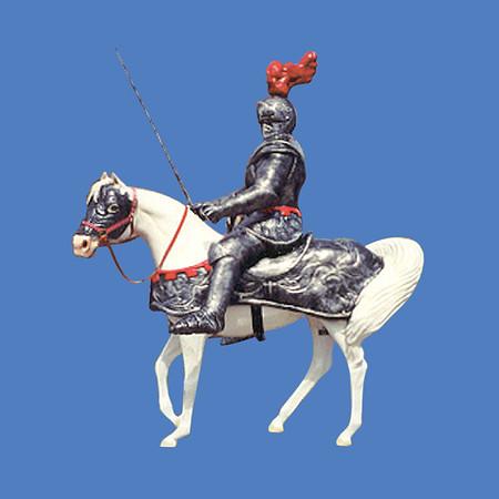 Knight on Horse #8022