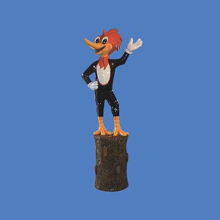 Woodpecker, 8'H  #7197