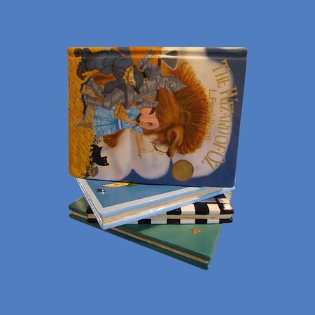 Storybooks, 5'H  #6116