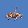 Scorpion, 3'L #7105