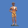 Beach Boy, 26'H  #8001