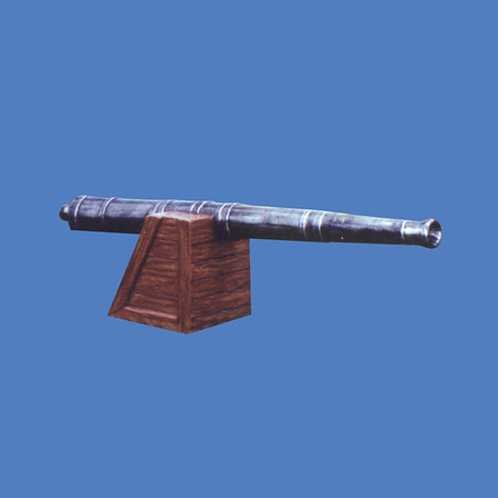 Cannon, 10'L  #9107