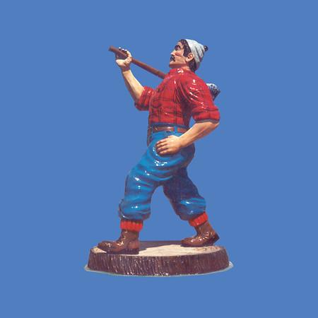 Lumberjack, 11'H  #8026