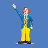 Clown, 7'H #8005