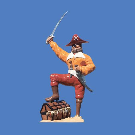 Pirate, 17'H  #8043