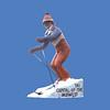 Skier, 25'H  #8056