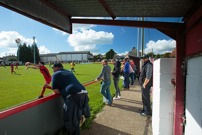 Chard Town v. Bishops Lydeard, Western League Division 1, 09/10/2016