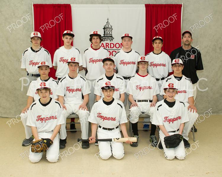 JV Baseball 9th Grade