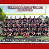 8x10 8th Grade Football
