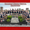 8x10 8th Grade Volleyball