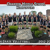 5x7 7th Grade Volleyball