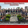8x10 7th Grade Volleyball