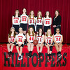 7th Girls BB Team 8x10