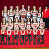 8th Girls BB Team 8x10