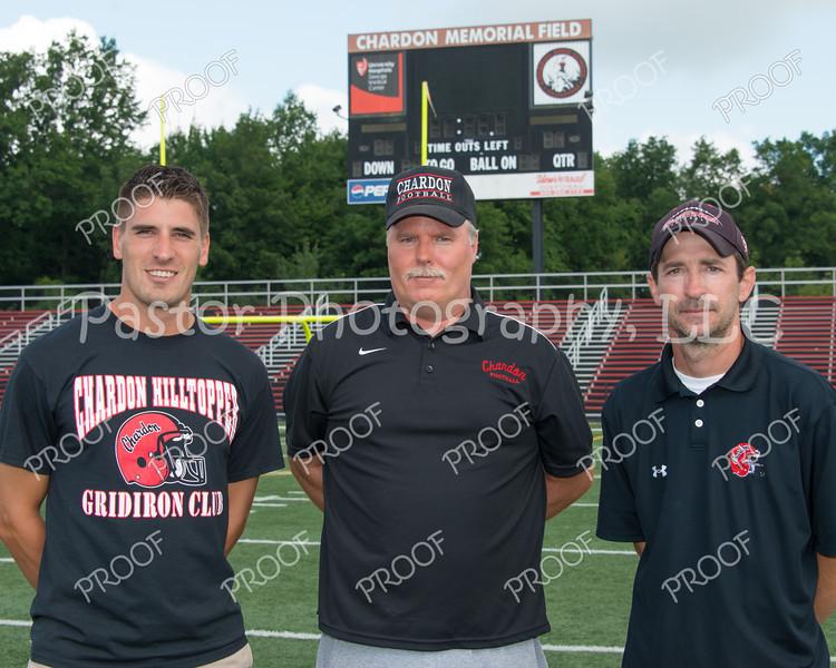 9th Grade Football Coaches