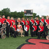 Marching Band Seniors