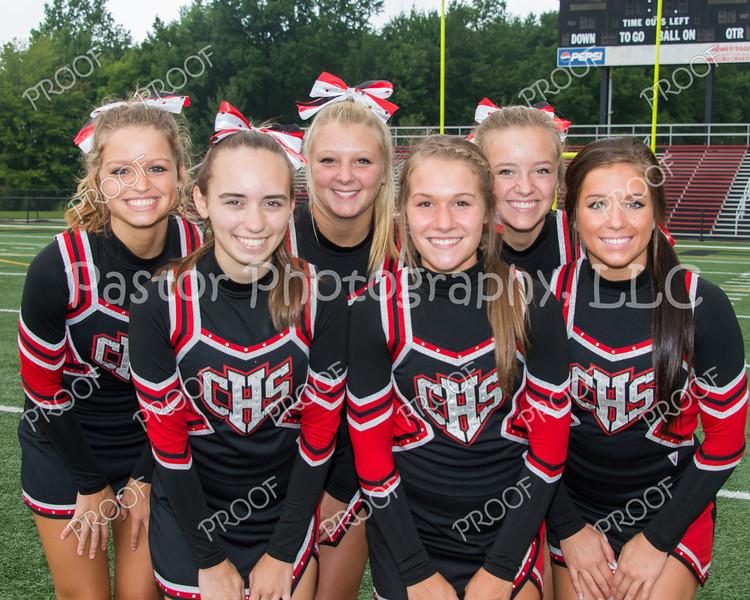 Cheerleader Seniors 2