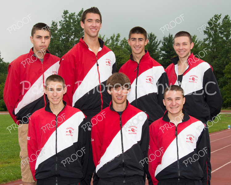 Boys Cross Country Seniors