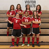 Girls Soccer Seniors Fun
