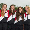 Girls Cross Country Seniors