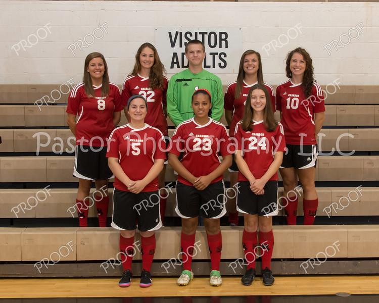 Boys Girls Soccer Seniors