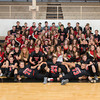 CHS Fall Sports Seniors Fun