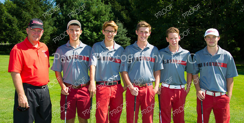 Varsity Golf Team2