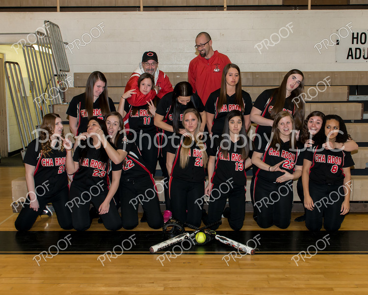 Girls Softball Varsity Fun