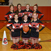 JV Cheerleasders