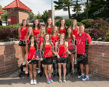 CHS Girls Varsity Tennis