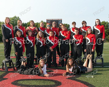 CHS Band Seniors