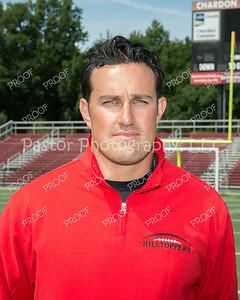Mitch Hewitt Varsity FB Coach