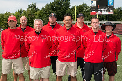 CHS Varsity Football Coaches