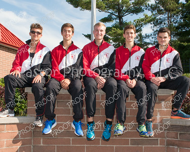 CHS Boys XC Seniors