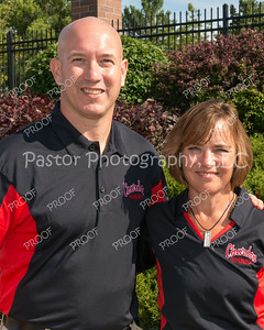 CHS Girls XC Coaches
