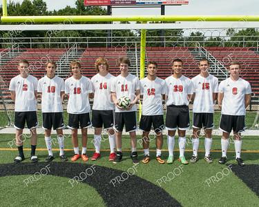 CHS Boys Soccer Seniors