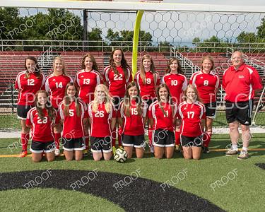 CHS Girls JV Soccer