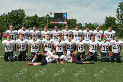 CHS Football Seniors