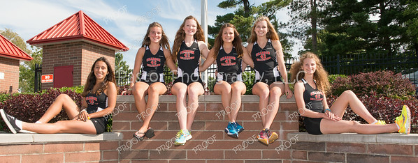 CHS Girls XC Seniors
