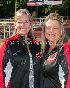 CHS Cheerleader Coaches