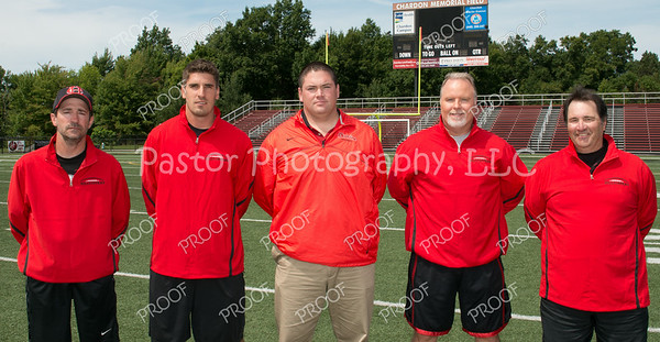 9th Grade FB Coaches