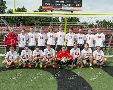 CHS Varsity Boys Soccer