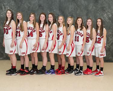 Basketball Girls 9th Grade 2
